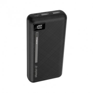 Bateria Externa Power Bank Master-G 20000 mAh
