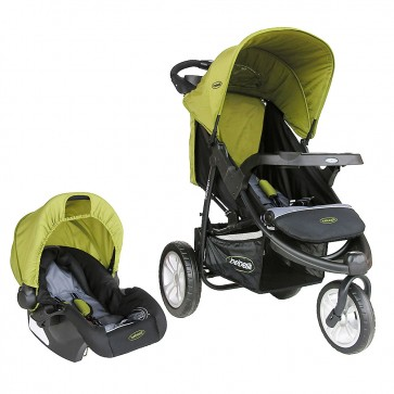Coche P52 Travel Fox System - Bebesit