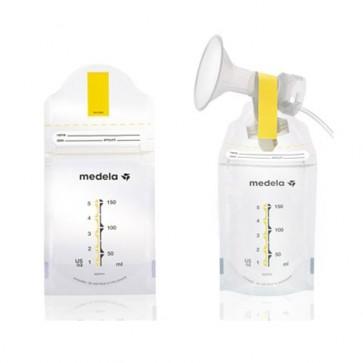 Pump and Save - Bolsa para almacenar leche - Medela