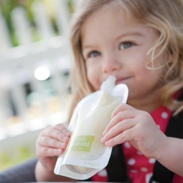 Bolsas para comida bebé Squeeze - Infantino 1