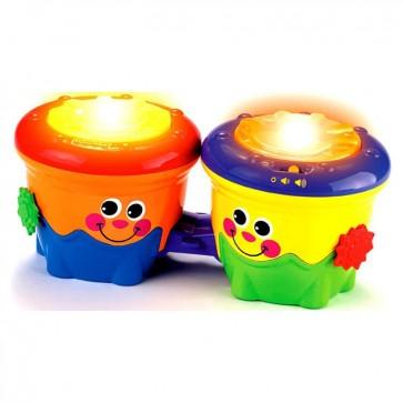 Bongos 2 en 1 - Un juguete musical de Fisher Price 3