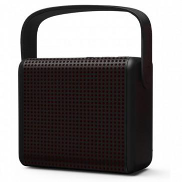 Parlante portátil MiPow BooMax color rojo al mejor precio