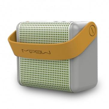 Parlante portátil MiPow BooMax color blanco al mejor precio