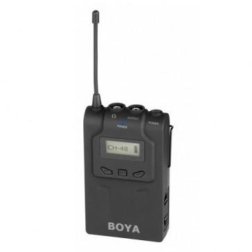 Receptor de Micrófono Inalámbrico Boya BY-WM6R