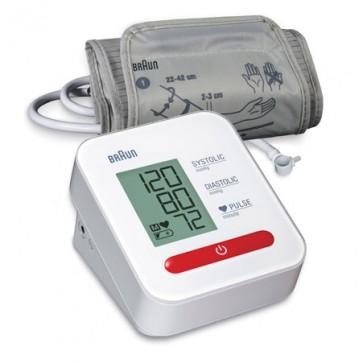 Medidor de Presion Arterial ExactFit 1 Braun 1