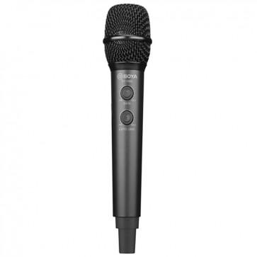 Microfono de Mano para Smartphone Boya BY-HM2