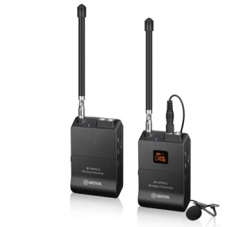 Micrófono Boya BY-WFM12 para Celulares y Camaras