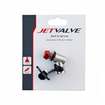 Cabezal para cilindro CO2 Jetvalve Weldtite