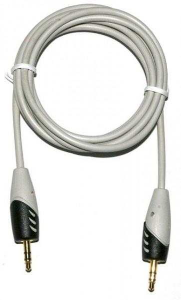 Cable Audio Miniplug 1.8 mts Profesional