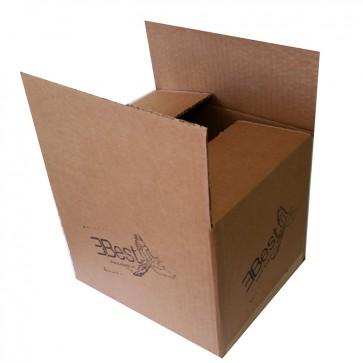 Caja de Carton 14C -  Larga 12x45x15  - C4
