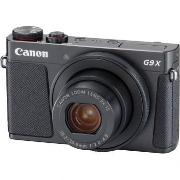 Camara Canon PowerShot G9X Mark II Negra