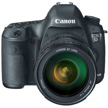 Canon 5D Mark III EF 24-105 mm f/4l IS USM