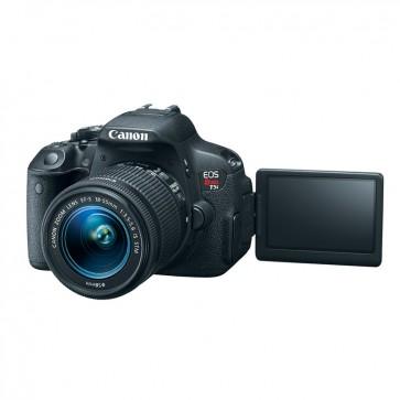 Camara Fotografica Canon T5i con Lente 18-55 STM