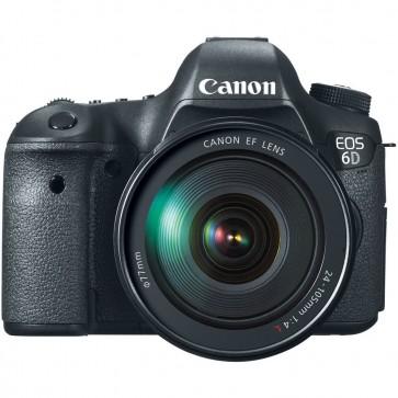 Camara de Fotos Canon 6D Kit EOS