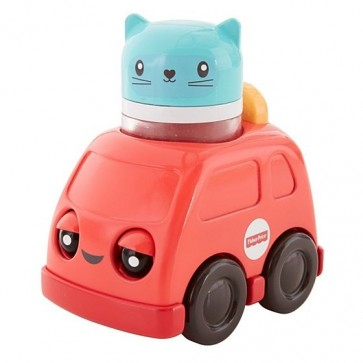 Camioncito con Sonaja Fisher Price