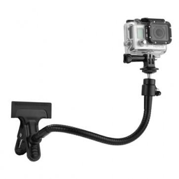 Camkix GoPro Clamp - Clip con extensor móvil