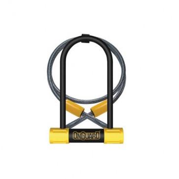 Candado U-Lock Bulldog Mini DT Cable - OnGuard