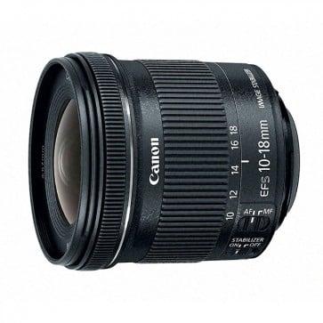 Lente Canon EF-S 10-18mm f/4.5-5.6 IS STM 1