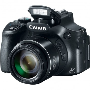Canon SX-60HS Camara Digital con 65X de Zoom