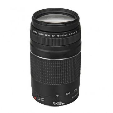 Lente 75-300 mm Canon f/4-5.6 III