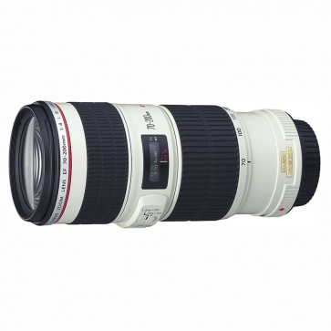 Lente Canon EF 70-200MM F/4L IS USM  1