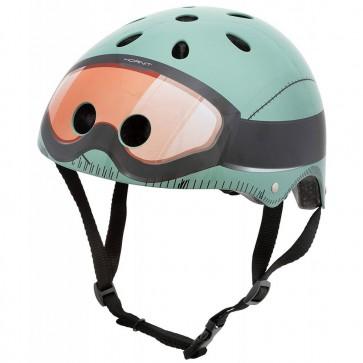 Casco de Niño Mini Hornit verde M