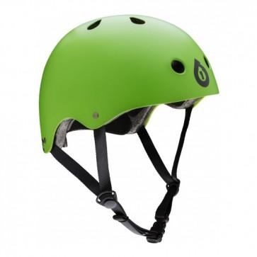 Casco para Bicicleta Dirt Lid Stacked Mat Verde