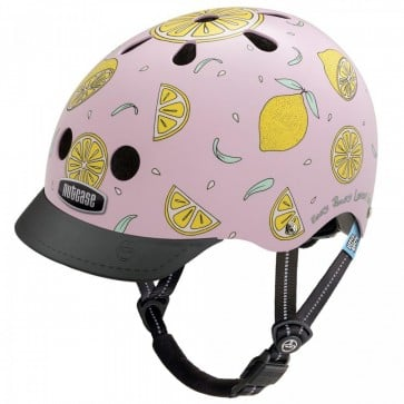 Casco para Niños Little Nutty Pink Lemonade