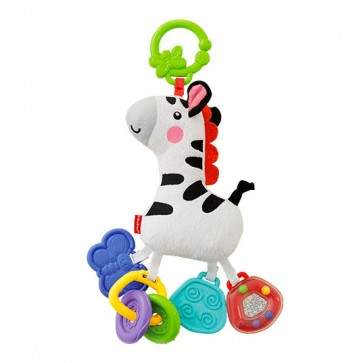 Zebra Patitas Divertidas Fisher Price 1