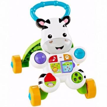 Andador de Cebra de Aprendizaje, un juguete Fisher Price 1