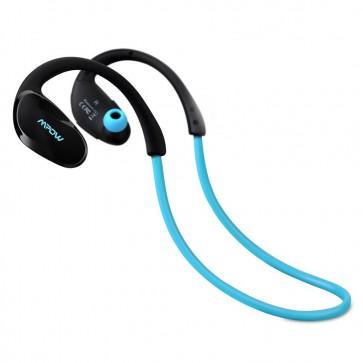 Audífonos para Correr Bluetooth Cheetah - Mpow-Celeste