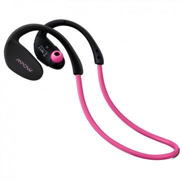 Audífonos para Correr Bluetooth Cheetah - Mpow-Rosa