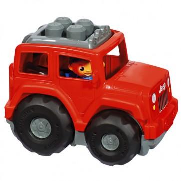 Mega Bloks Jeep 6 Pcs Fisher Price 1