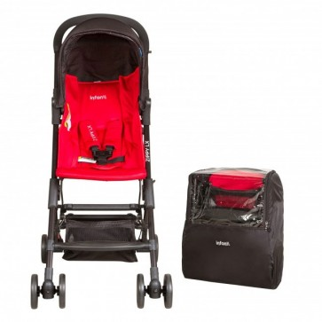 Coche Zippi LX Rojo Infanti 1