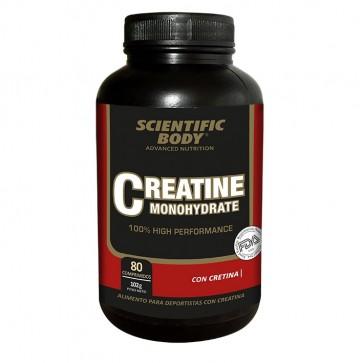 Creatine Monohydrate 80 Comp Scientific Body