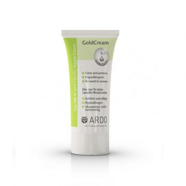 Lanolina Gold Cream Crema para Pezones 30 ml - Ardo