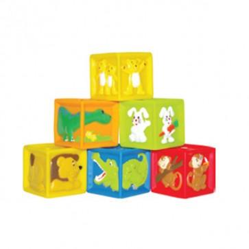 Set Cubos Didácticos con Pito 6 u. - Best House