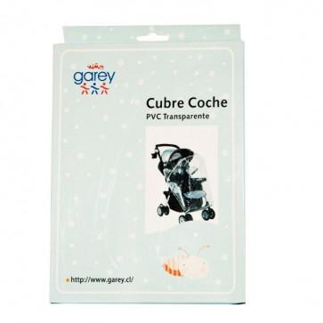 Cubre Coche PVC Transparente - Garey