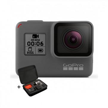 GoPro Hero 6 Black Camara de Accion + Bolso