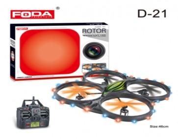Drone Cuadricoptero D-21