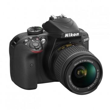 Nikon D3400 + Lente 18-55mm AF-P VR 1