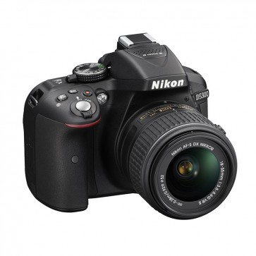 Nikon D5300 + Lente 18 - 55 mm 2