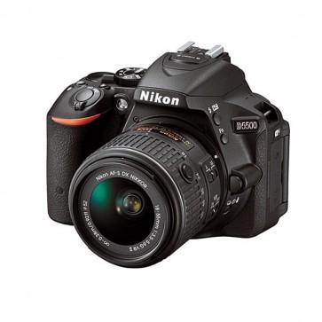 Nikon D5500 + Lente AF-S 18-55MM F/3.5-5.6 VR II 1