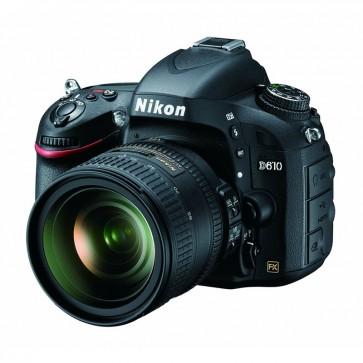 Nikon D610 + Lente 24-85mm 4