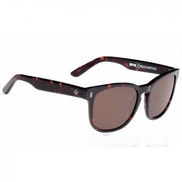 Lente de sol Spy Beachwood Dark Tort Happy Bronze