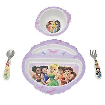 Set para comer Disney Hadas - The First Years