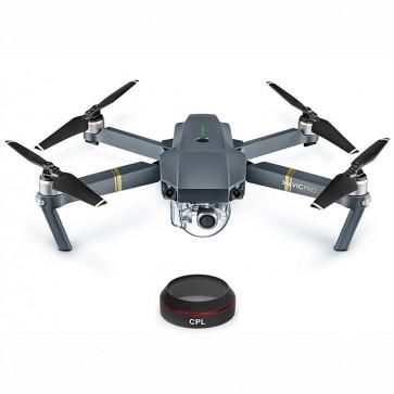 Filtro Polarizador CPL para Drone DJI Mavic Telesin 1