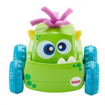 Monstruo Presiona y Persigue Fisher price 6