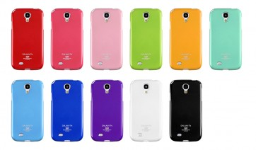 Jelly Case Galaxy S4 - Mercury