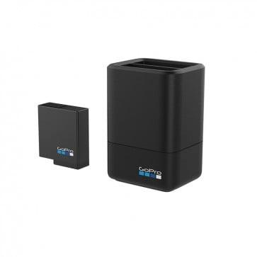 Cargador Dual - Dual Battery Charger + Battery HERO5 Black